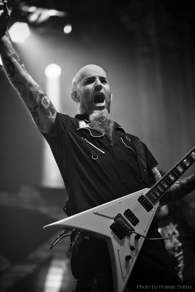 Show Review: Anthrax at Aaragon Ballroom supports new album For All Kings
